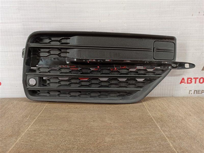 Решетка бампера переднего Volvo Xc90 (2014-Н.в.) 2014 правая