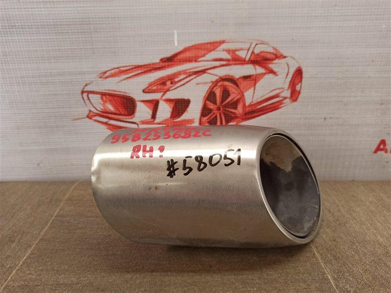 Выхлопная система - насадка глушителя Porsche Macan (2013-Н.в.) правая
