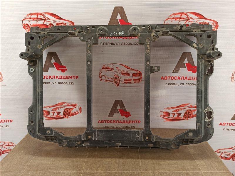 Панель передка (телевизор) - рамка радиатора Mazda Cx-5 (2017-Н.в.)