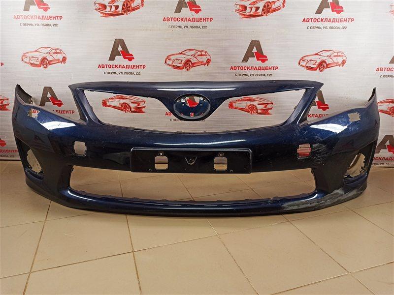 Бампер передний Toyota Corolla (E15_) 2006-2013 2010