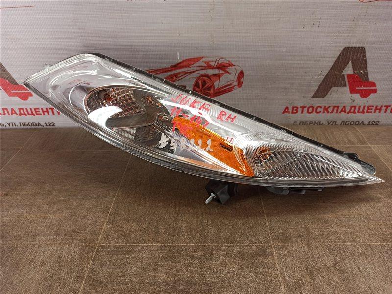 Фара - габаритный огонь Nissan Juke (2011-2020) 2011 правая