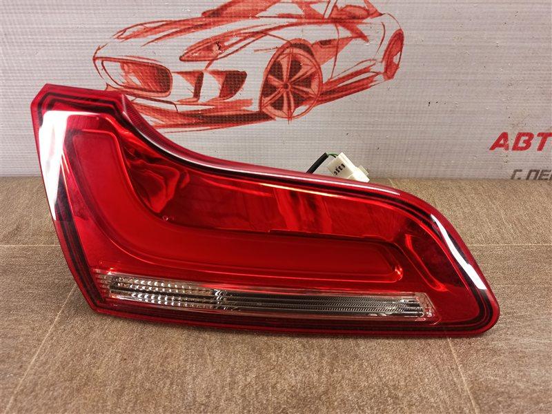 Фонарь левый - вставка в дверь / крышку багажника Faw Besturn X40