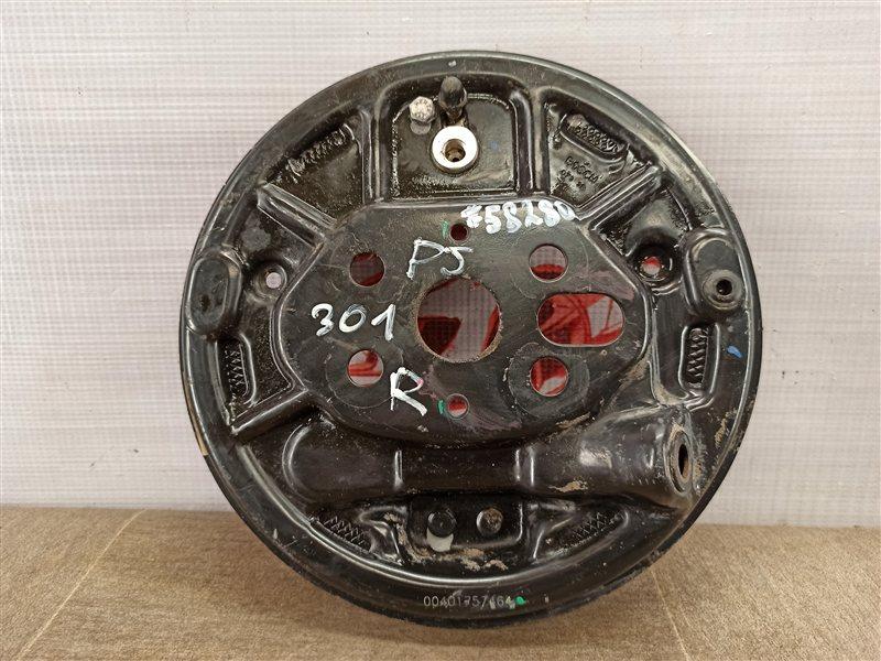 Тормозная система - рабочий тормозной цилиндр Peugeot 301 (2012-2016) NFP (EC5) 1600CC 2013 задняя правая