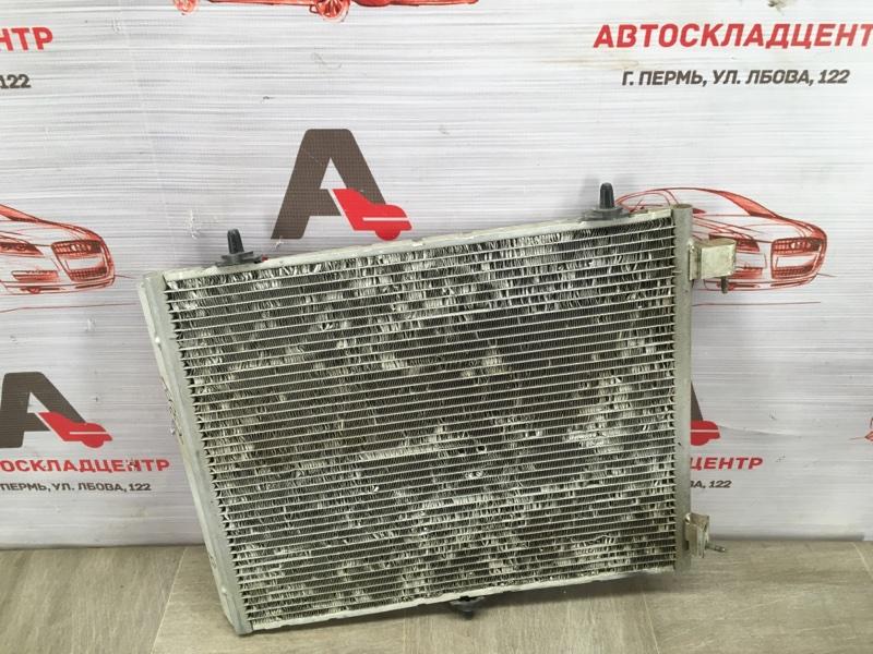 Конденсер (радиатор кондиционера) Citroen C3 2009-2014