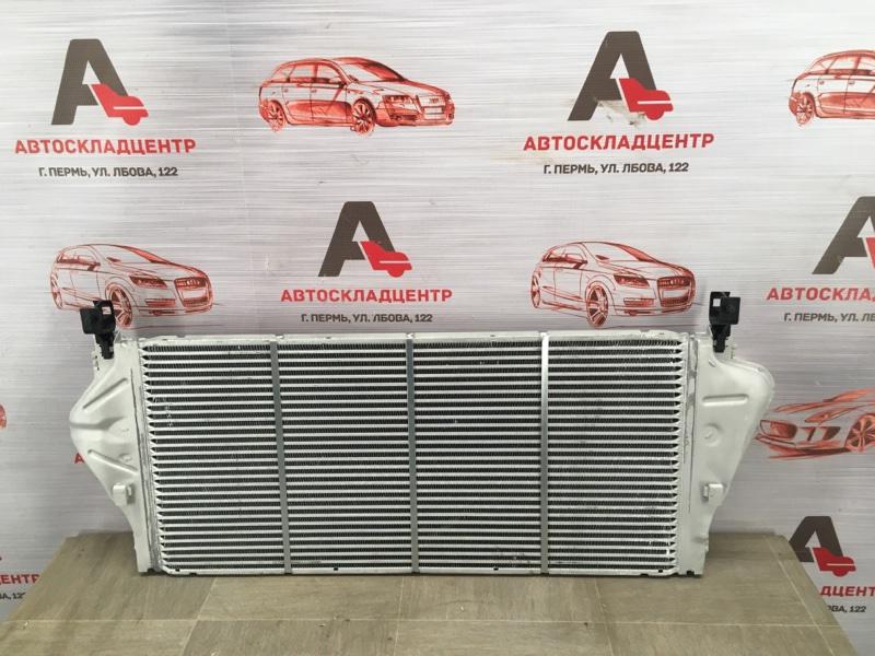 Интеркулер - радиатор промежуточного охлаждения воздуха Peugeot Boxer (2006-Н.в.)