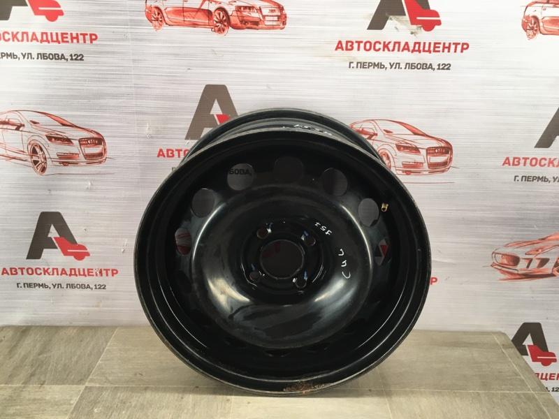 Диск колеса (штампованный) Citroen C4 2010-Н.в.