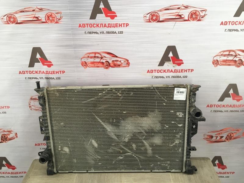 Радиатор охлаждения двигателя Ford Galaxy / S-Max 2006-2015