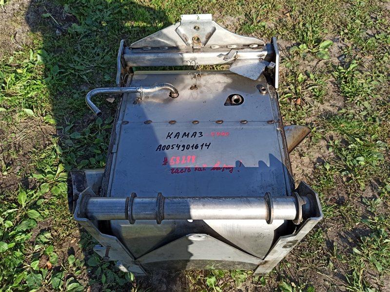 Выхлопная система - катализатор Камаз 5490