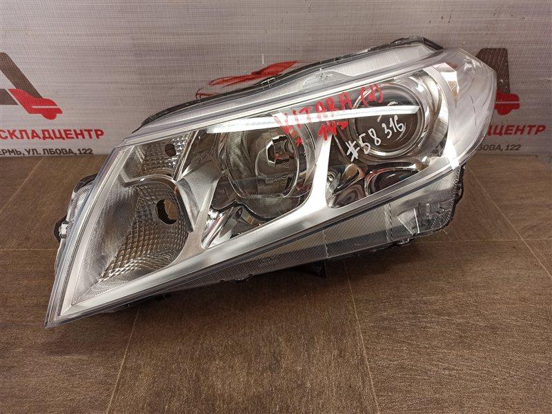 Фара левая Suzuki Vitara (2014-Н.в.)