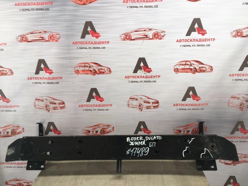 Усилитель бампера переднего Fiat Ducato 2006-2013