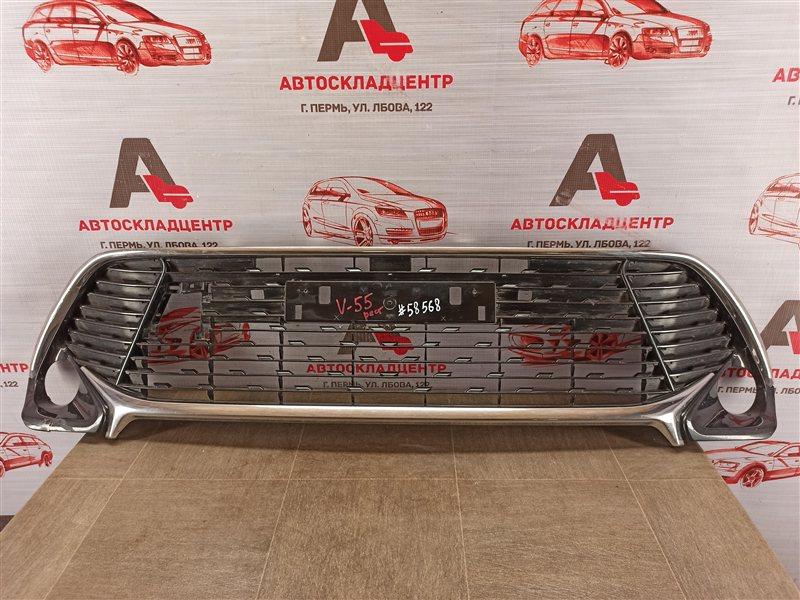 Решетка бампера переднего Toyota Camry (Xv50) 2011-2017 2016