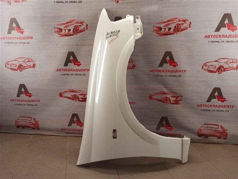 Крыло переднее правое Nissan Almera (2006-2012) Classic