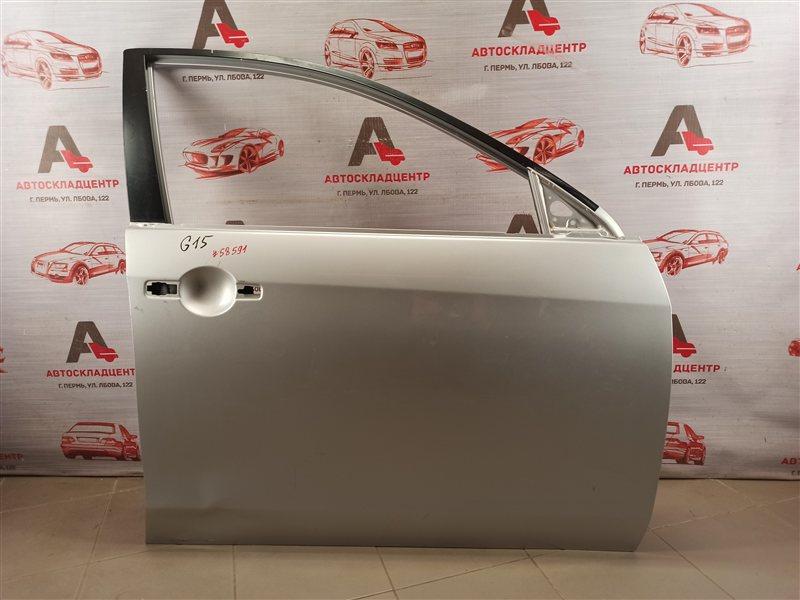 Дверь передняя правая Nissan Almera (2012-2019)