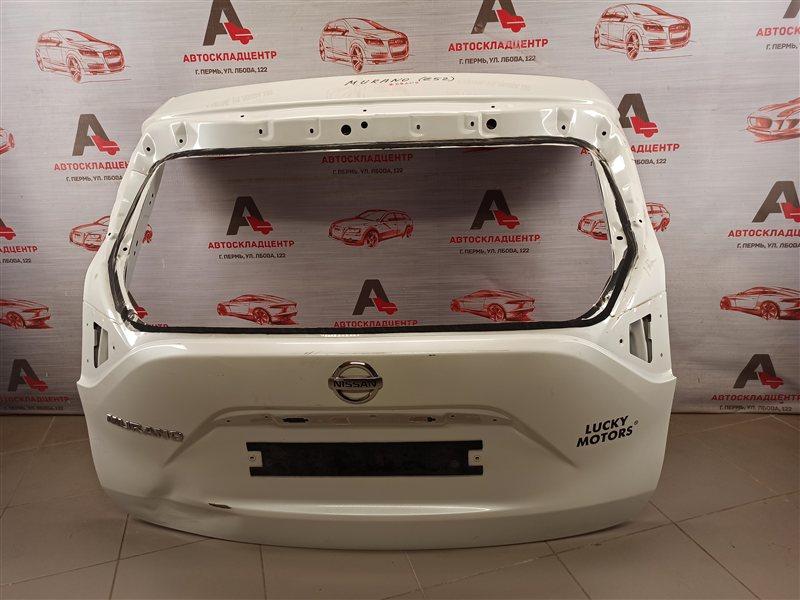 Дверь багажника Nissan Murano (2016-Н.в.)