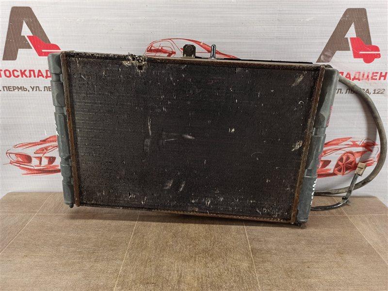 Радиатор охлаждения двигателя Lada 2108-21099 Самара