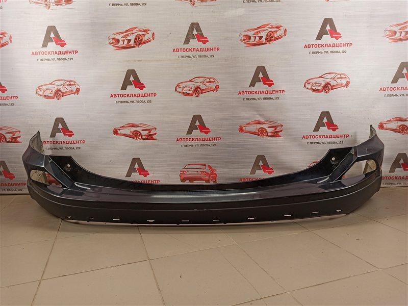 Бампер задний Toyota Rav-4 (Xa40) 2012-2019 2015