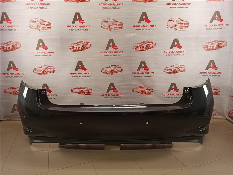 Бампер задний Lexus Es -Series 2012-2018 2015