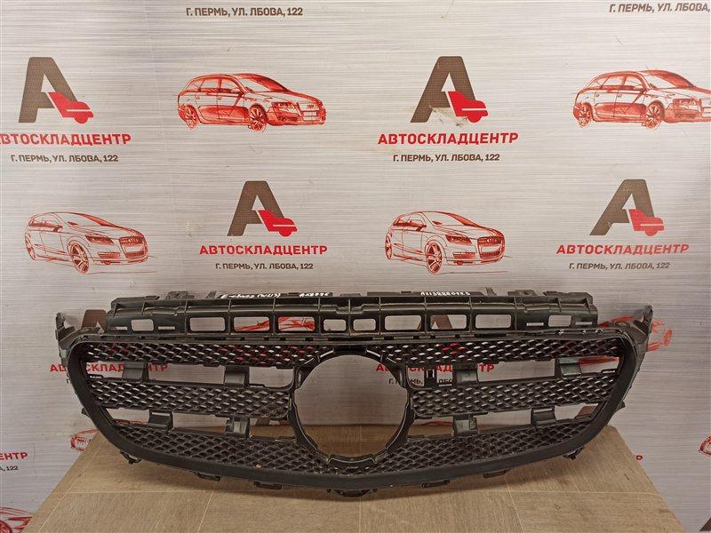 Решетка радиатора Mercedes E-Klasse W213 (2016-Н.в.)