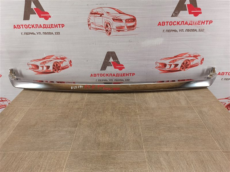 Решетка радиатора - молдинг Lexus Rx -Series 2015-Н.в. 2019 нижняя