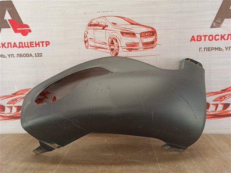 Накладка противотуманной фары / ходового огня Renault Dokker (2012-Н.в.) левая