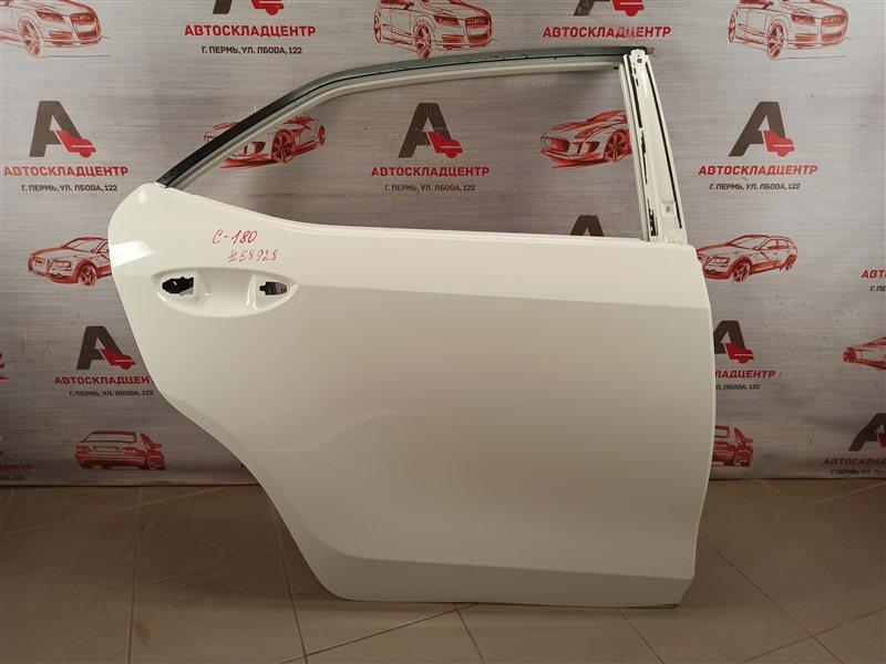 Дверь задняя правая Toyota Corolla (E18_) 2012-2019
