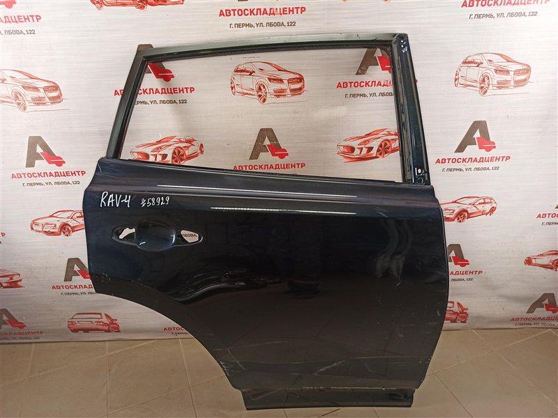 Дверь задняя правая Toyota Rav-4 (Xa40) 2012-2019