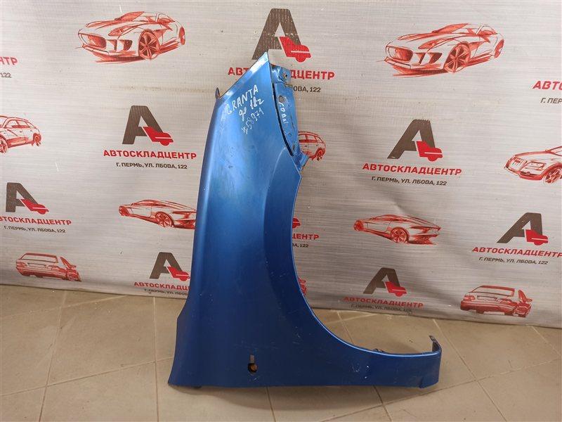 Крыло переднее правое Lada Granta 2011