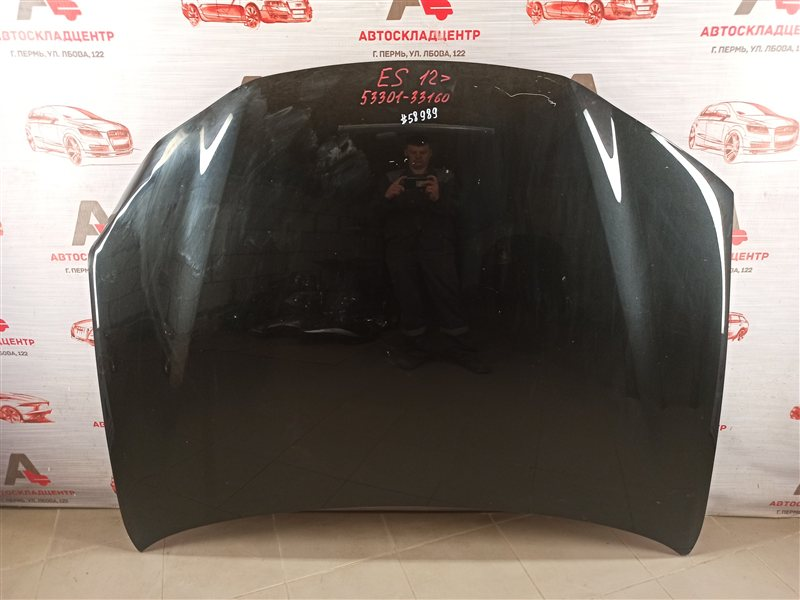 Капот Lexus Es -Series 2012-2018