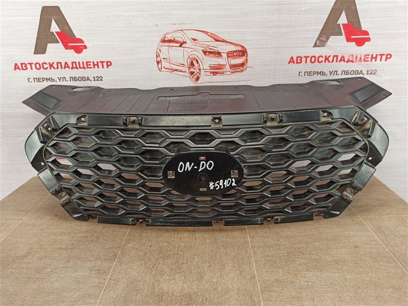 Решетка радиатора Datsun On-Do (2014-Н.в.) 2014