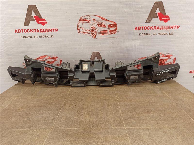 Абсорбер (наполнитель) бампера переднего Hyundai Solaris (2010-2017) 2014