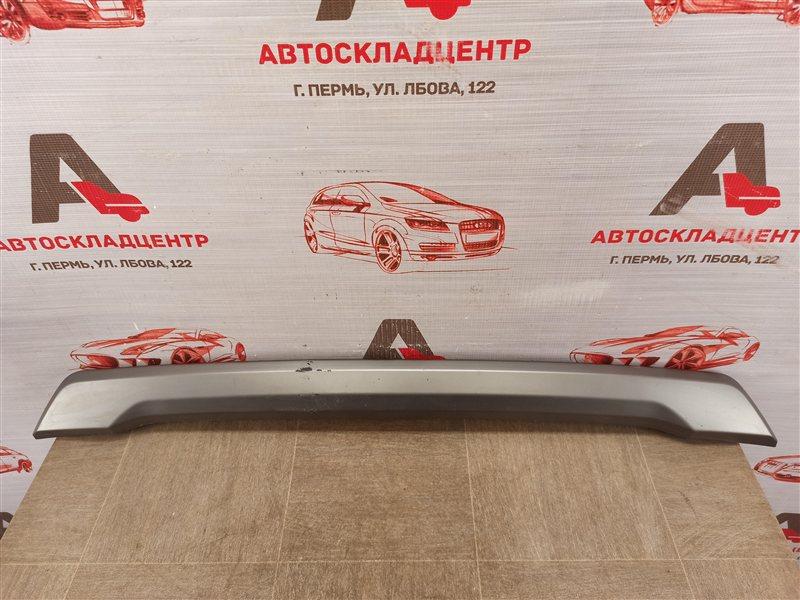 Пыльник бампера переднего нижний Hyundai Creta (2015-Н.в.)