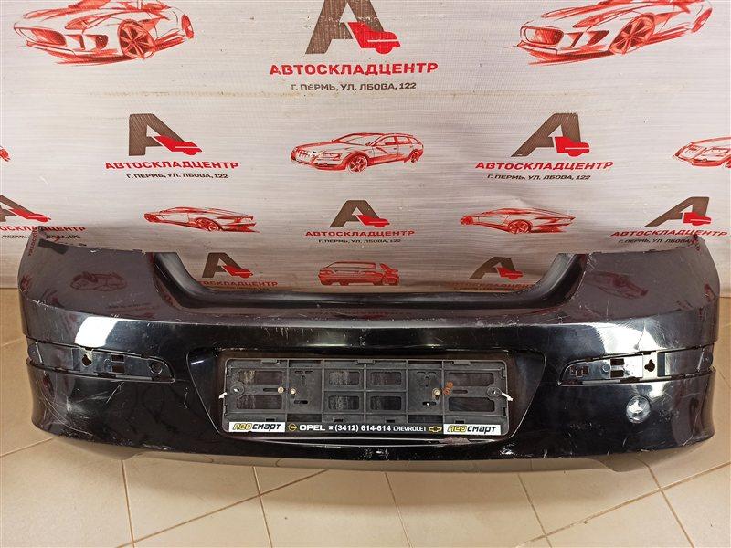 Бампер задний Opel Astra - H (2004-2014)