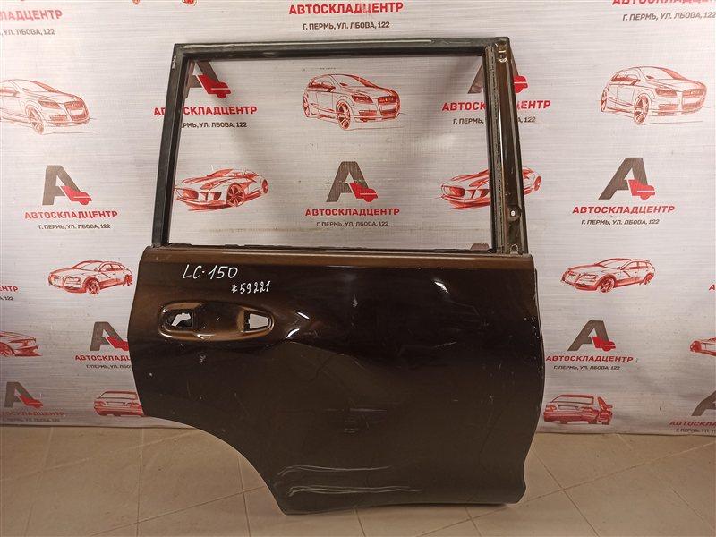 Дверь задняя правая Toyota Land Cruiser Prado 150 (2009-Н.в.)