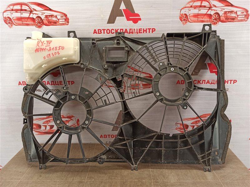 Диффузор радиатора охлаждения - рамка вентиляторов Lexus Rx -Series 2015-Н.в.
