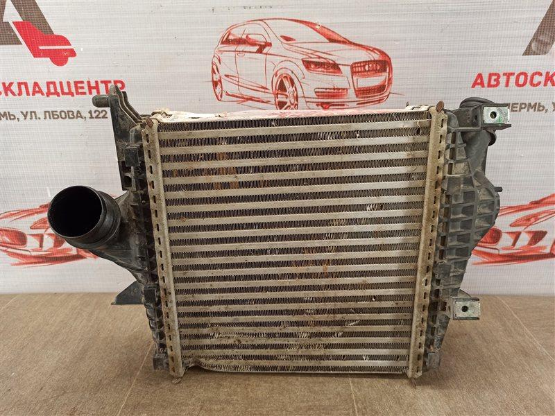 Интеркулер - радиатор промежуточного охлаждения воздуха Audi Q7 (2015-Н.в.)