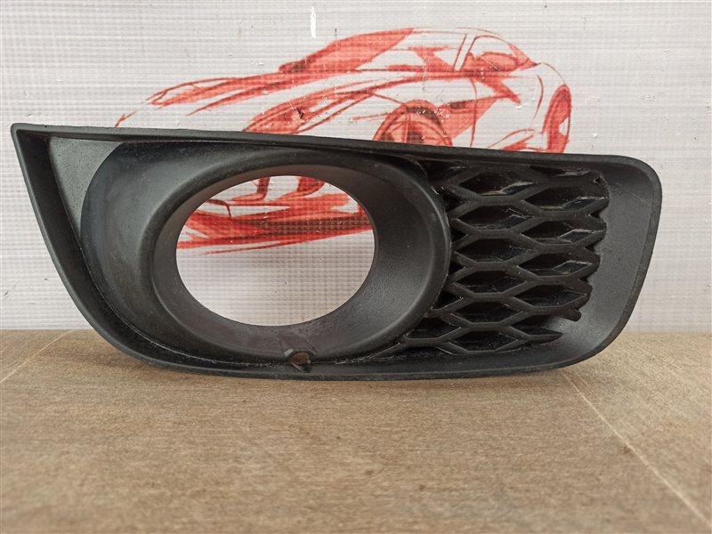 Накладка противотуманной фары / ходового огня Datsun On-Do (2014-Н.в.) 2014 правая