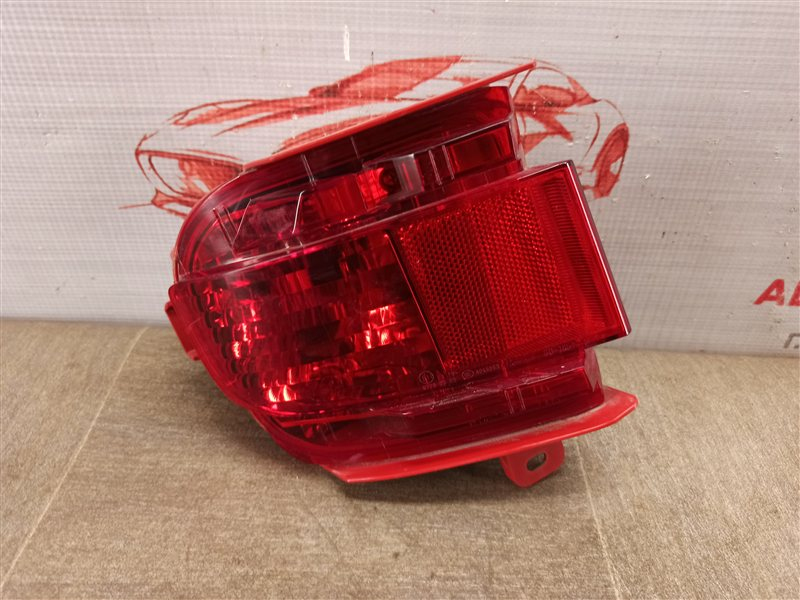 Фонарь противотуманный Lexus Lx -Series 2007-Н.в. 2012 левый