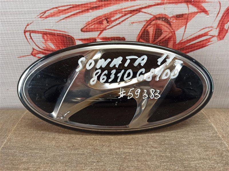 Эмблема (значок) Hyundai Elantra (2015-2020)