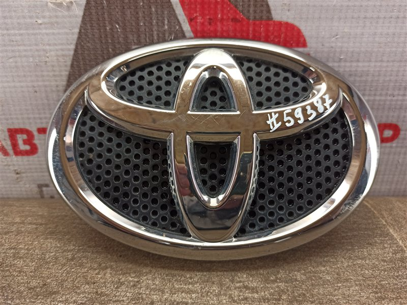 Эмблема (значок) Toyota Rav-4 (Xa40) 2012-2019 2015
