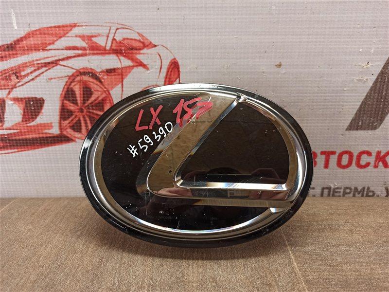 Эмблема (значок) Lexus Lx -Series 2007-Н.в.