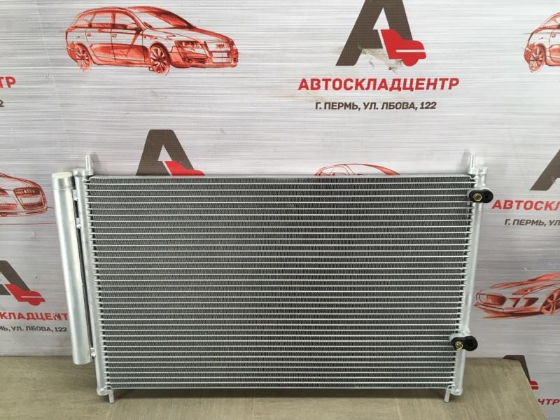 Конденсер (радиатор кондиционера) Toyota Auris (E15_) 2006-2012