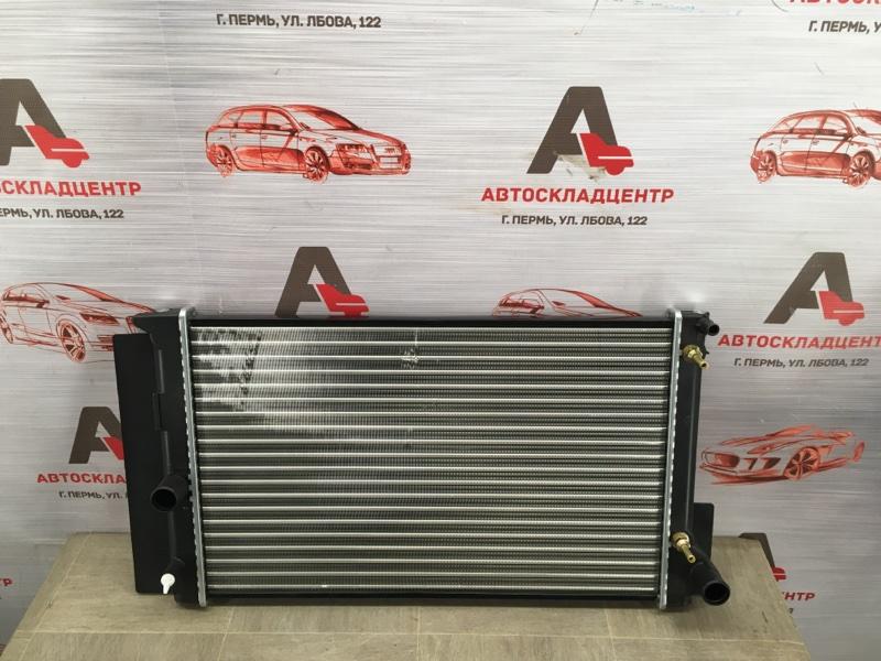 Радиатор охлаждения двигателя Toyota Auris (E15_) 2006-2012