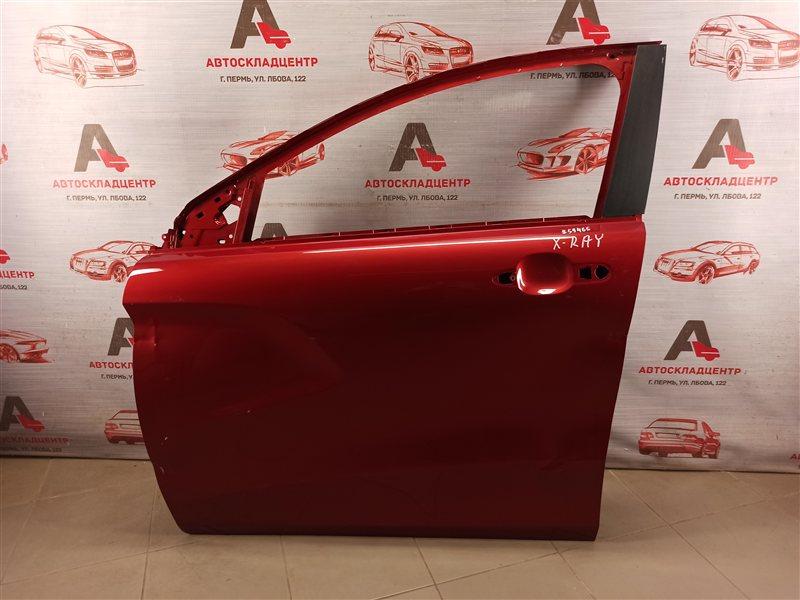Дверь передняя левая Lada X-Ray