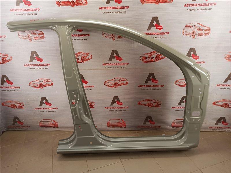 Кузов - боковина (обрезок) Lada Vesta правый