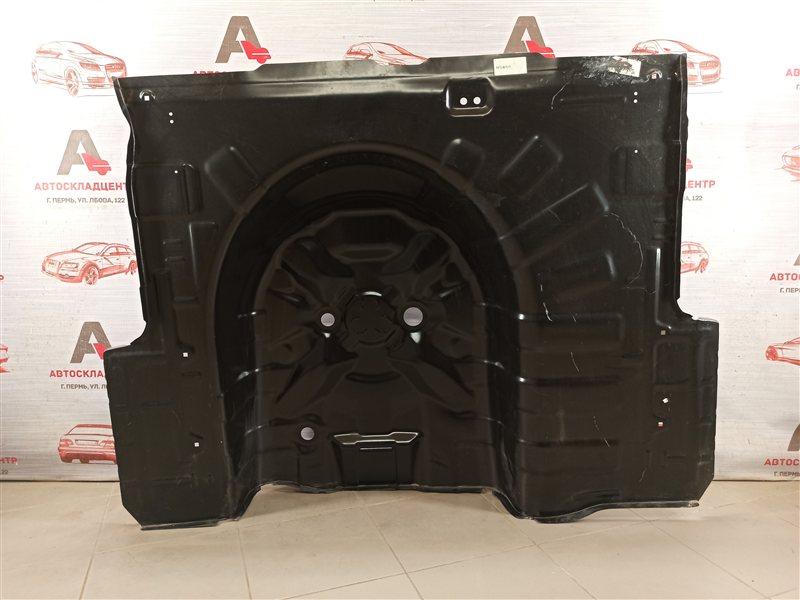 Кузов - панель пола багажника Kia Rio (2011-2017)