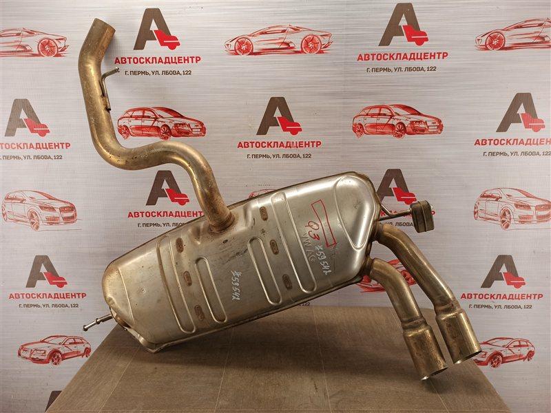 Выхлопная система - глушитель Audi Q3 (2011-2019)