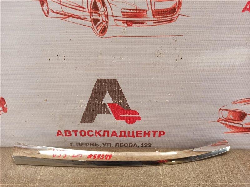 Решетка радиатора - молдинг Toyota Camry (Xv50) 2011-2017 2014 левая