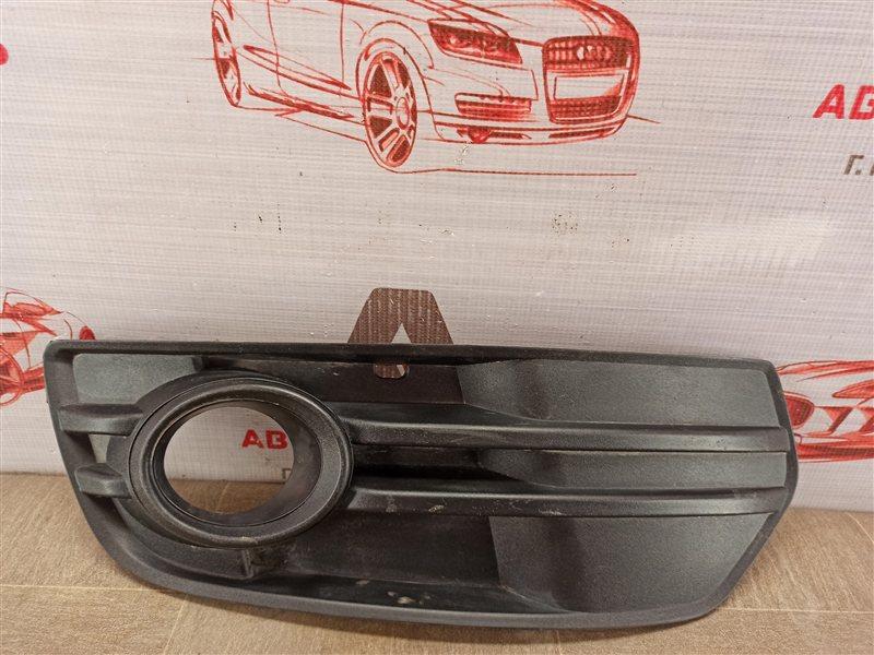 Накладка противотуманной фары / ходового огня Audi Q5 (2008-2017) 2008 правая