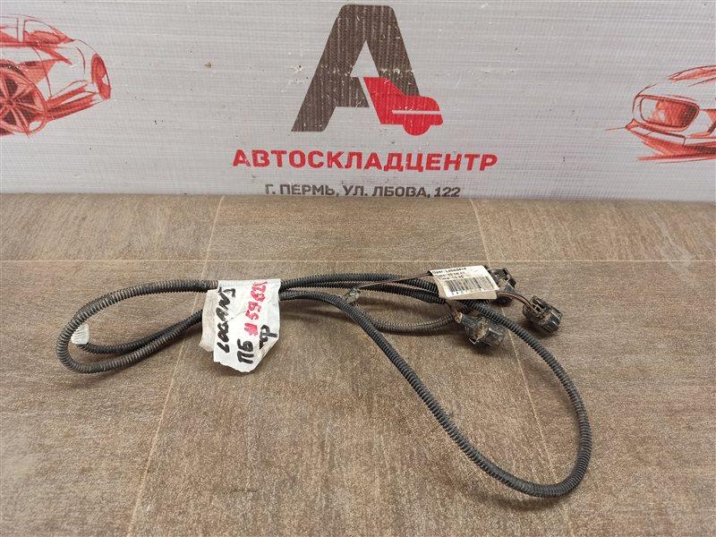 Электрика - проводка противотуманных фар Renault Logan (2014-Н.в.)