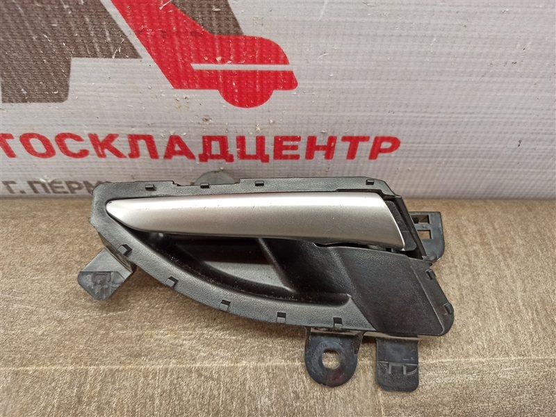 Ручка двери внутренняя Lada Vesta задняя левая
